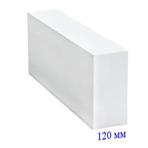 Блоки газосиликатные МКСИ 625x249x120 мм