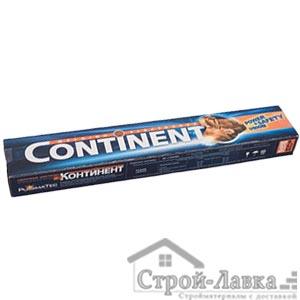 Электроды Континент 3 мм, мр-3  (1 кг)