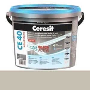 Фуга CE 40 Ceresit серая №07, 5 кг