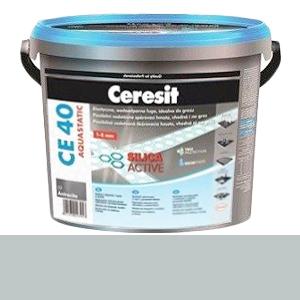 Фуга для плитки Ceresit CE 40 манхеттен №10, 5 кг