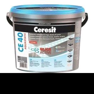 Фуга для швов плитки Церезит СЕ 40 черная №18, 5 кг