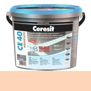 Фуга для плитки Ceresit ce 40 персик №28, 5кг