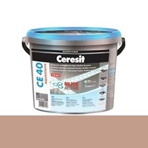 Фуга для ванной Ceresit CE 40 бежевая № 43, 2 кг