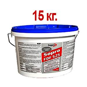 Гидроизоляция Sopro FDF 525, 15 кг