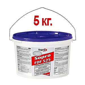 Гидроизоляция Sopro FDF 525, 5 кг