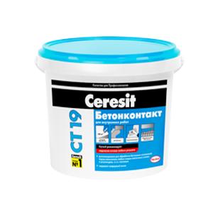 Бетонконтакт грунтовка CT 19 Ceresit 10 л