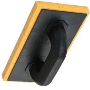 Терка для плитки с гидрогубкой 28x14 см, Ajka