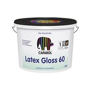 Глянцевая краска Caparol  Latex Gloss60 (база 1) 10 л