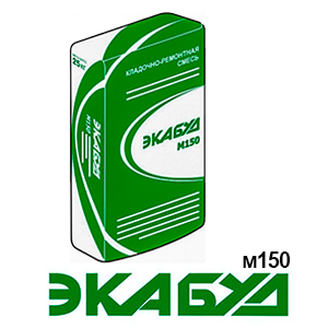 Cмесь для кладки Экабуд Ilmax М150, 25 кг