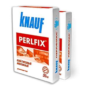 Клей для гипсокартона Перлфикс Кнауф, 30 кг