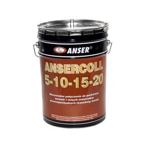 Паркетный клей Ansercoll 5-10-15-20, 23кг