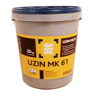 Клей для паркета Uzin MK 61 дисперсионный, 20 кг