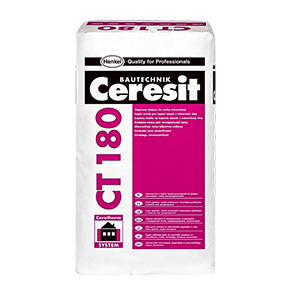 Клей для минваты Ceresit CT 180, 25кг Беларусь