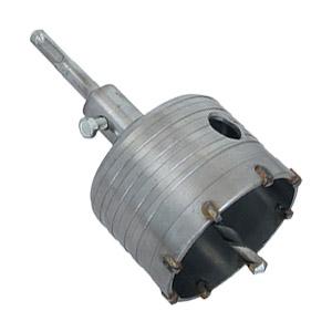 Коронка под розетку по бетону 65 мм SDS+ для перфоратора