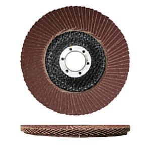 Круг лепестковый торцевой 125 мм, А180, Luga