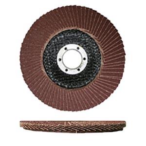 Круг зачистной лепестковый 125 мм, А220, Луга