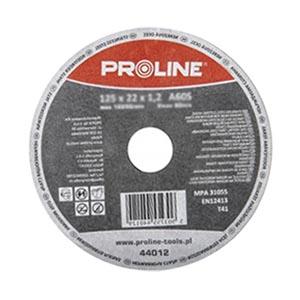 Отрезной круг 115х1 мм, Proline