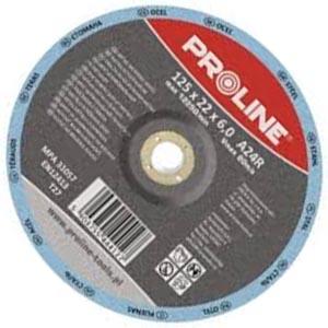 Круг зачистной 125 / 6 мм по металлу, Proline