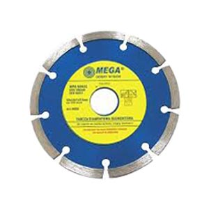 Алмазный диск по бетону 115 мм, Mega