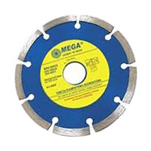 Диск по бетону 125 мм алмазный сегментный, Mega