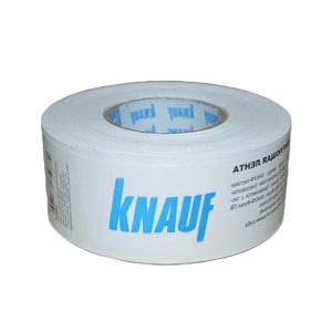 Лента бумажная для стыков Кнауф 52 мм, 50 м