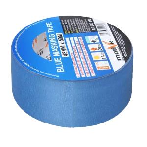 Лента малярная синяя 48 мм, 50 м