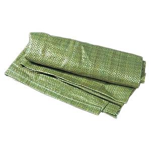 Мешки для строительного мусора зеленые 40кг
