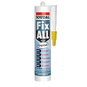 Жидкие гвозди Soudal Fix All  290мл