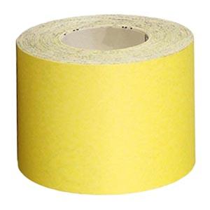 Шлифовальная бумага Р120 в рулоне