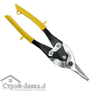 Ручные ножницы по металлу прямые
