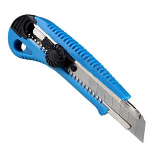Обойный нож с роликом 18 мм, универсальный