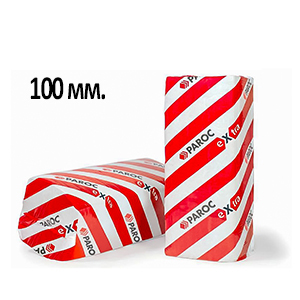 Минеральная вата Paroc Extra 100мм