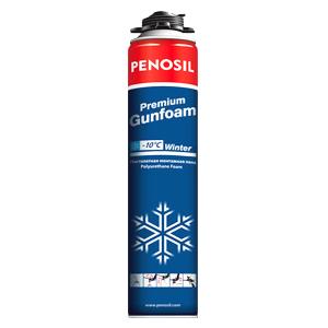 Пена монтажная Penosil Premium Gunfoam Winter 750мл