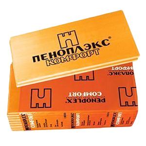 Пенополистирол пеноплекс Комфорт 50мм