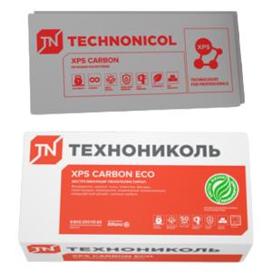 Пенополистирол Технониколь XPS Carbon Eco 50 мм