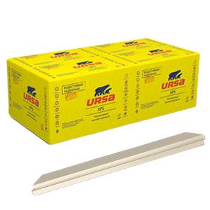 Экструдированный пенополистирол Ursa XPS 30мм