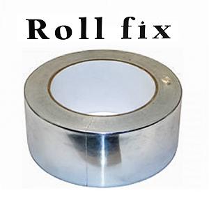 Лента для кровли алюминиевая Rollfix 50мм