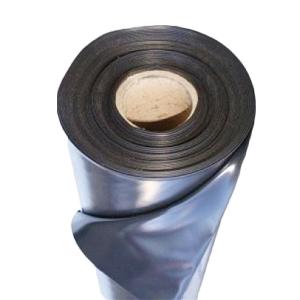 Черная пленка для стяжки (вторичная) 150 мкм