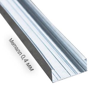 Профиль для гипсокартона потолочный CD 60х27х0,4 мм