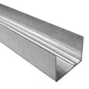 Профиль металлический направляющий UW 50х40