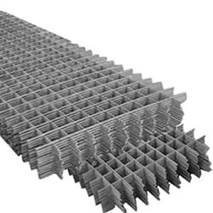 Сетка сварная 10х10см, размер 2x1,5м d=3мм