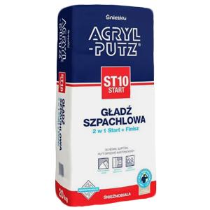 Шпатлёвка Acryl-Putz старт-финиш ST10 20 кг