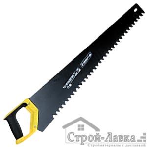 Ножовка по газобетону (газосиликату) 660 мм, 32 зуба