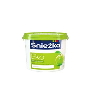 Акриловая краска для внутренних работ Sniezkа EKO 5 л