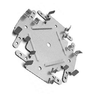 Краб для гипсокартона – одноуровневый соединитель 0,9 мм