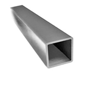 Труба квадратная профильная 120x120 мм, металл 4 мм