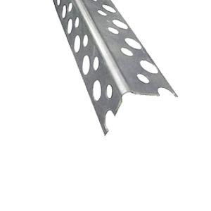 Уголок металлический перфорированный 3 м