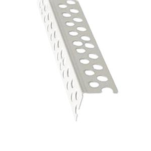 Уголок перфорированный  пластиковый  3 м