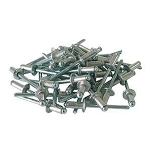 Заклепки 3,2х12мм, 50 шт. алюминиевые