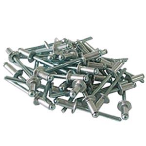 Заклепки для металла алюминиевые 4,8х8 мм, 50 шт.